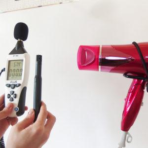 コイズミ KHD-9100 温度試験