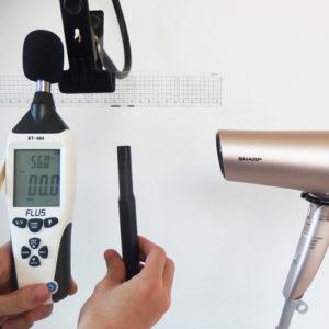 シャープ IB-GP9 温度試験