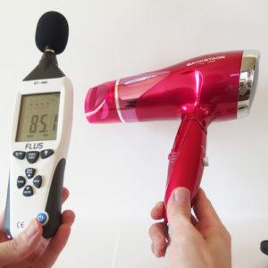 コイズミ KHD-9100 騒音試験