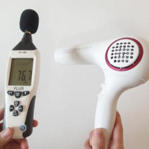リュミエリーナ HBE2-G 騒音試験