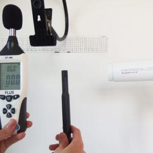 リュミエリーナ HBE2-G 温度試験
