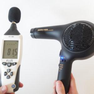 ノビー NB3000 騒音試験