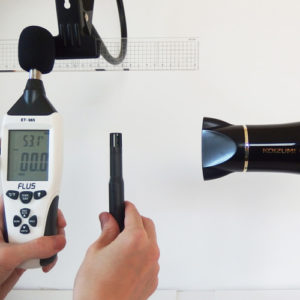 コイズミ KHD-9500 温度試験