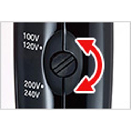 テスコム BI14 電圧変更部分