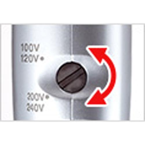 テスコム BID40 電圧変更部分