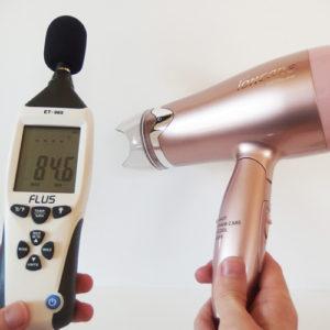 日立 HD-N500 騒音試験