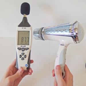 TESCOM TID956 騒音試験
