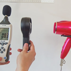 KOIZUMI KHD-0017 風力試験