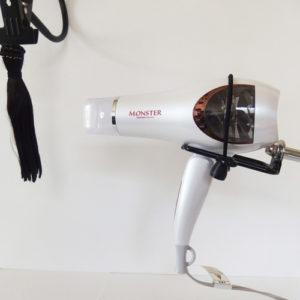 コイズミ モンスター KHD-W710 速乾試験