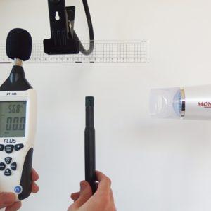 コイズミ モンスター KHD-W710 温度試験