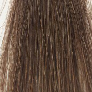 白髪100% 染め後