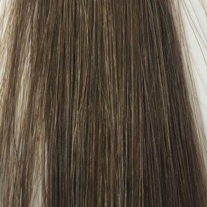 ブローネ 香りと艶カラー白髪100染め後