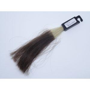 ビゲン 香りのヘアカラー 白髪100染め後