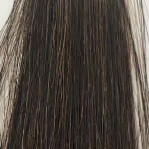 パオン クリームカラー 白髪50 染め後