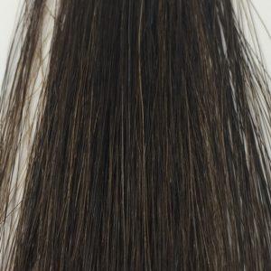 ブローネ らく塗り艶カラー 白髪50 染め後