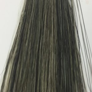 マキアレイベル 白髪50 染め一回目