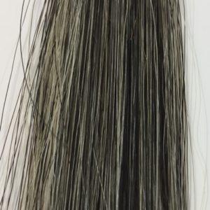 黒染めヘアシャンプー 白髪50 染め15回