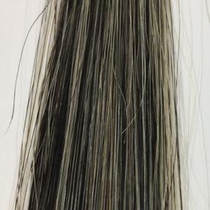 黒耀シャンプー 白髪50染め15回