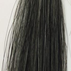 利尻カラーシャンプー 白髪50 染め15回後2
