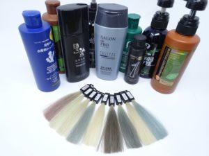 【染まり検証】白髪染めシャンプーおすすめランキング9選