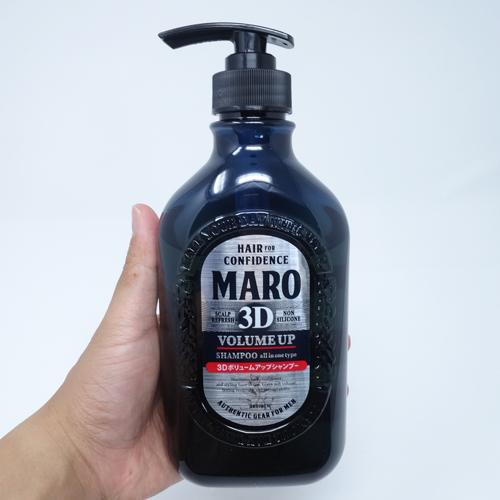MARO 3Dボリュームアップ