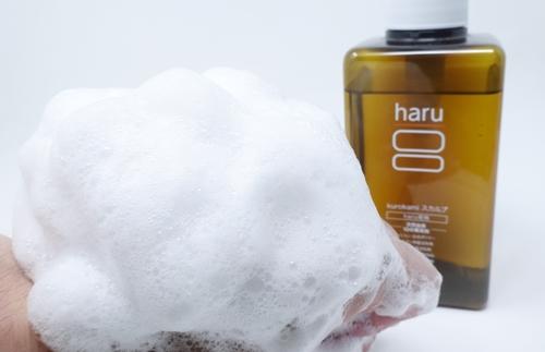 haru 泡立ち