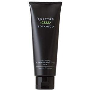 クワトロボタニコ 洗顔